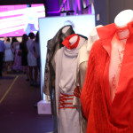 IT COUTURE bei Microsoft Berlin. Vordergrund: Kollektion Judith Bondy