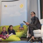 Sonja Kirchberger liest Unter der Lampe_Upload